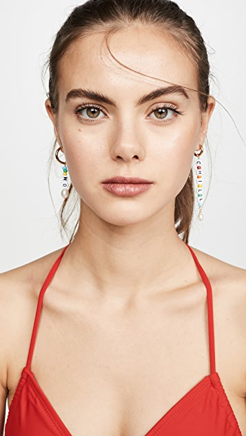 Eliou No Chill Trio Earring Pack
