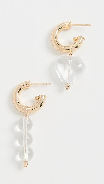 Eliou Cuore Earrings