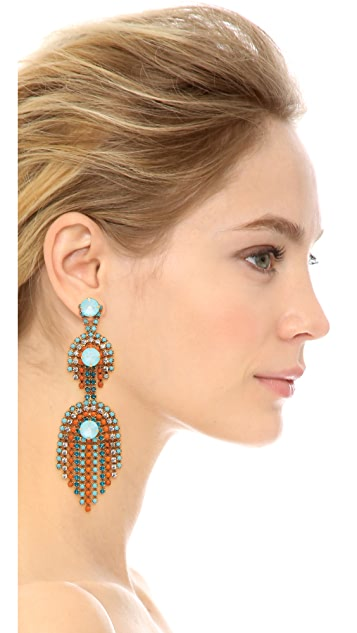 Elizabeth Cole Billie Earrings