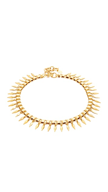 Elizabeth Cole Herook Choker Necklace