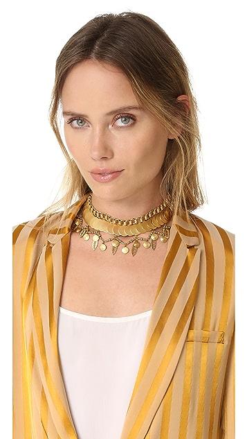 Elizabeth Cole Choker Necklace