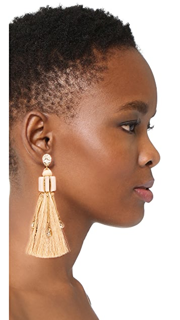 Elizabeth Cole Darcie Earrings