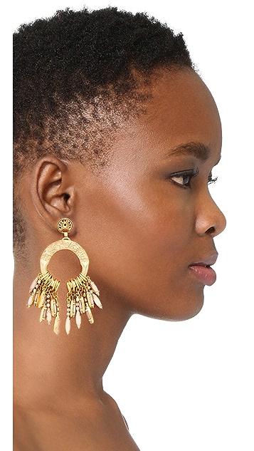 Elizabeth Cole Bahati Earrings