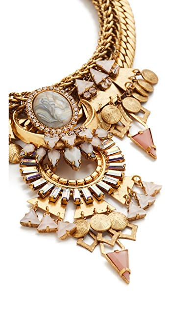 Elizabeth Cole Luella Necklace