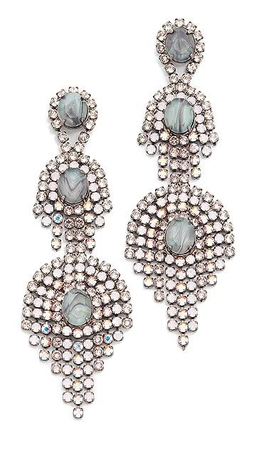 Elizabeth Cole Hanna Earrings