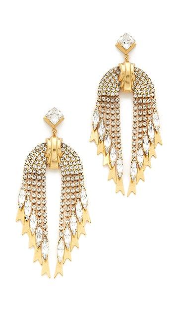 Elizabeth Cole Pixie Earrings
