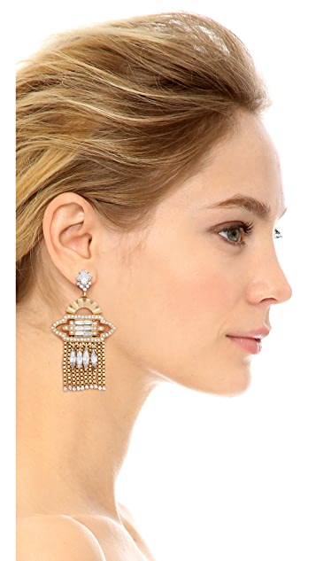 Elizabeth Cole Velma Earrings