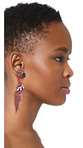 Elizabeth Cole Georgy Earrings