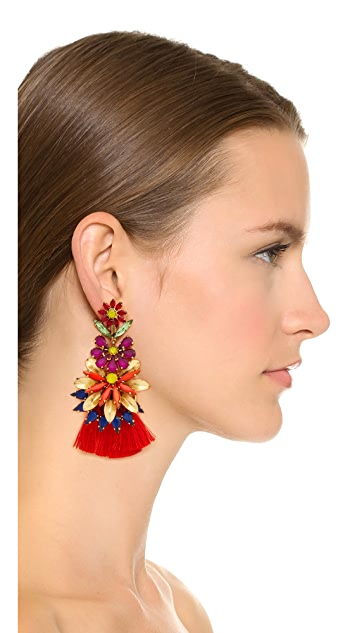 Elizabeth Cole Tianna Earrings