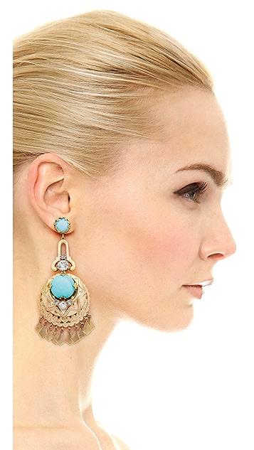 Elizabeth Cole Rosenta Earrings
