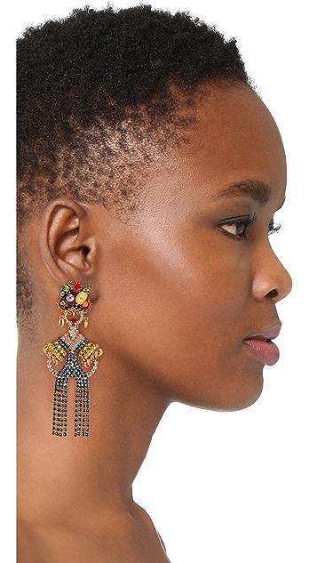 Elizabeth Cole Lola Earrings