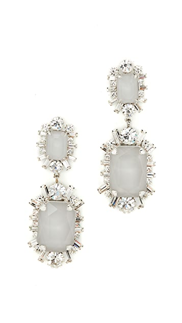 Elizabeth Cole Piper Earrings