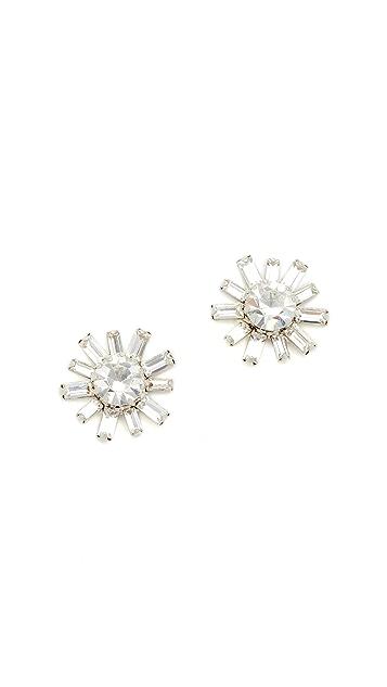Elizabeth Cole Regina Earrings