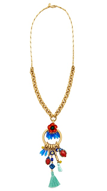 Elizabeth Cole Celina Necklace