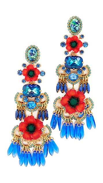 Elizabeth Cole Tutti Earrings