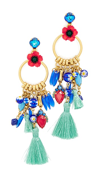 Elizabeth Cole Aussie Earrings