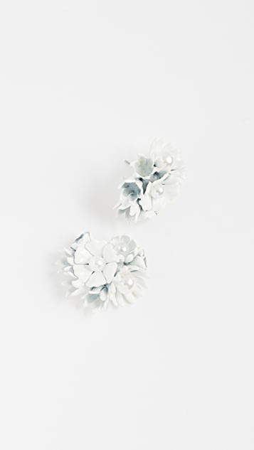 Elizabeth Cole Ashley Earrings