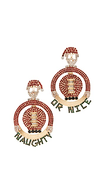Elizabeth Cole Jolly Earrings