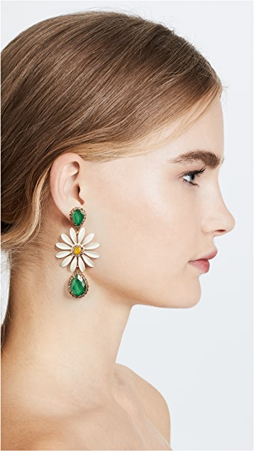 Elizabeth Cole Massey Earrings