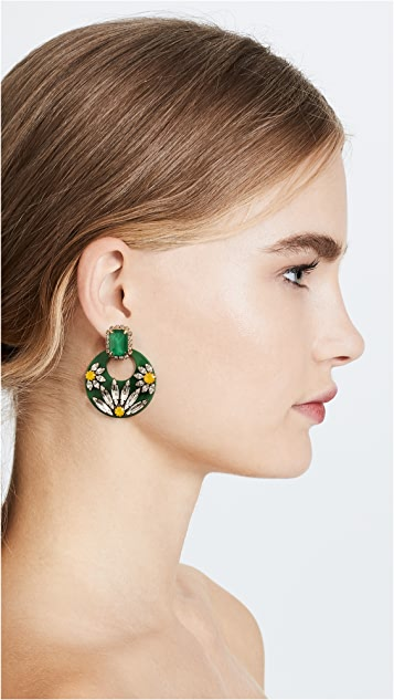 Elizabeth Cole Piatt Earrings