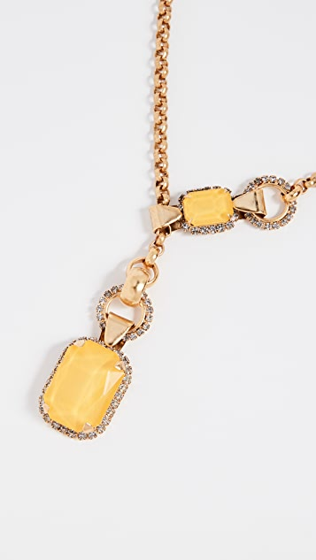 Elizabeth Cole Iabell Necklace