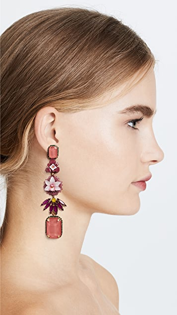Elizabeth Cole Hawkins Earrings
