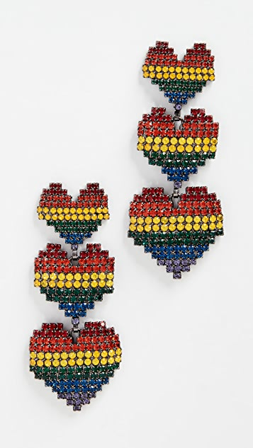Elizabeth Cole Martha Earrings
