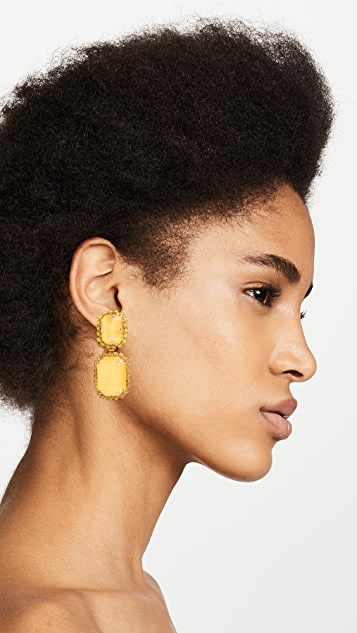 Elizabeth Cole Zelig Earrings