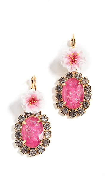 Elizabeth Cole Pagan Earrings