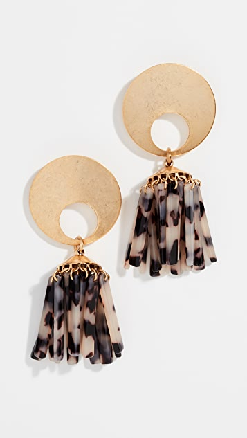 Elizabeth Cole Tara Earrings