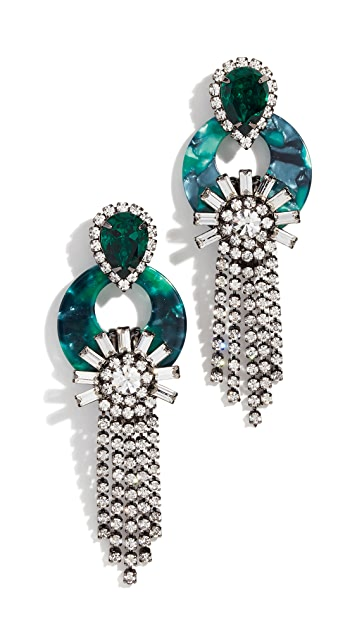 Elizabeth Cole Addis Earrings