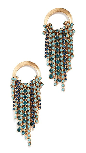 Elizabeth Cole Rowan Earrings