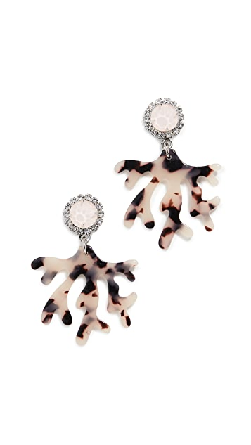 Elizabeth Cole Brynn Earrings
