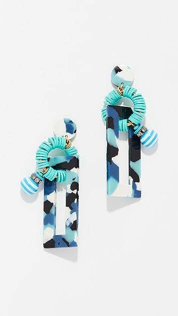 Elizabeth Cole Bainbridge Earrings