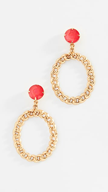 Elizabeth Cole Brielle Earrings