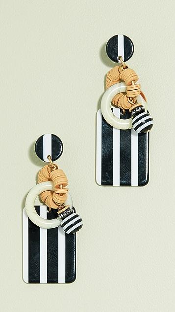 Elizabeth Cole Acton 耳环
