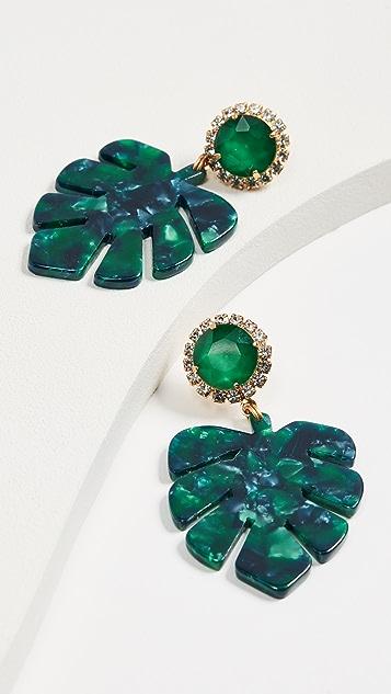 Elizabeth Cole Chloe Earrings