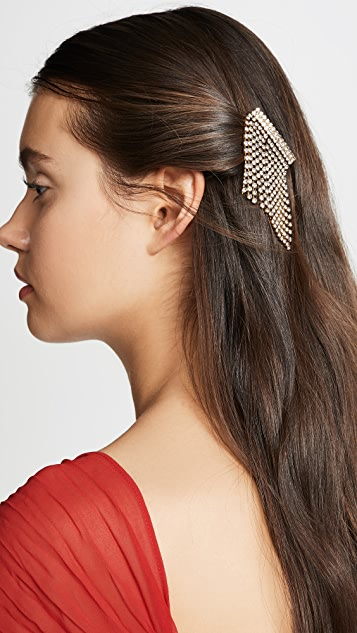Elizabeth Cole Гребень для волос Bowers