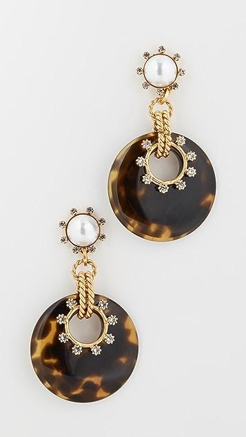 Elizabeth Cole Krieger Earrings