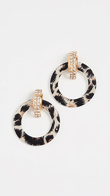 Elizabeth Cole Henrietta Earrings