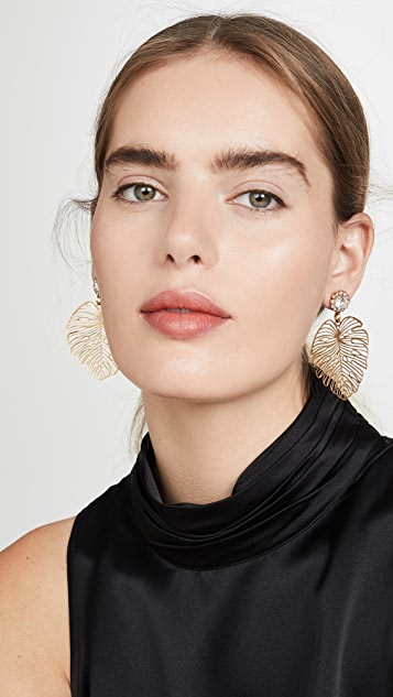 Elizabeth Cole Francesca Earrings