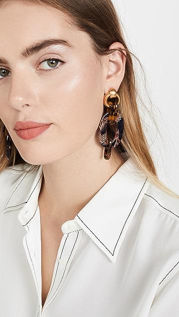 Elizabeth Cole Sophia Earrings