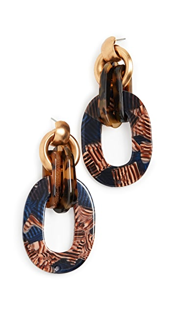 Elizabeth Cole Sophia Earrings