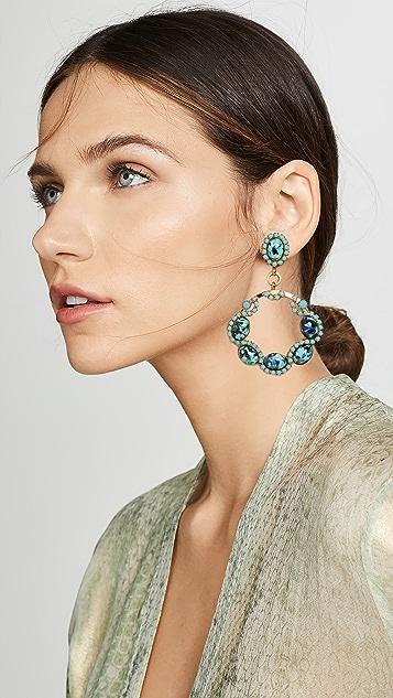 Elizabeth Cole Belinda Earrings