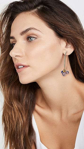 Elizabeth Cole Briar Earrings