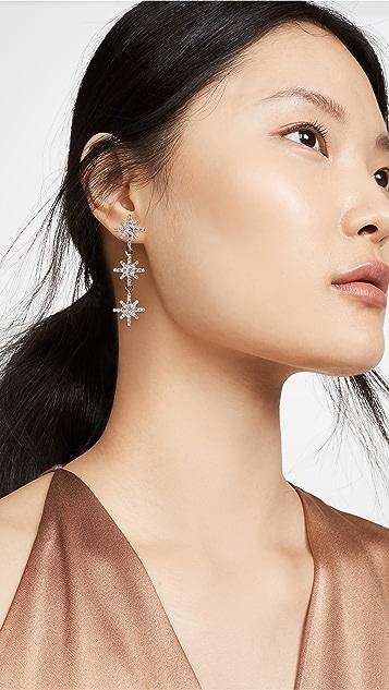 Elizabeth Cole Wren Earrings