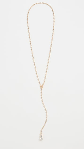 Elizabeth Cole Ever Necklace