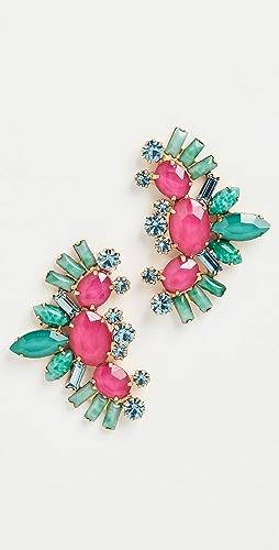 Elizabeth Cole - Luella Earrings