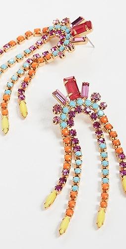Elizabeth Cole - Babette Earrings