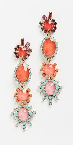 Elizabeth Cole - Blair Earrings